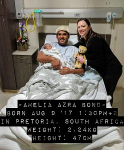 Birth Announcement